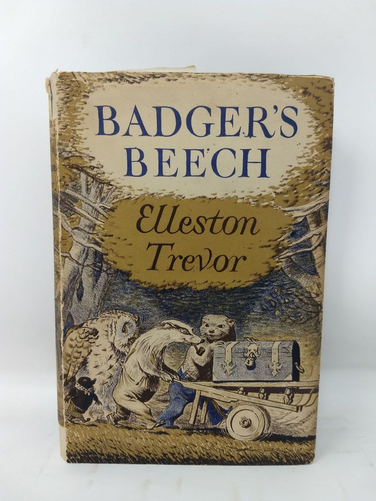 BADGER'S BEECH. Elleston Trevor.