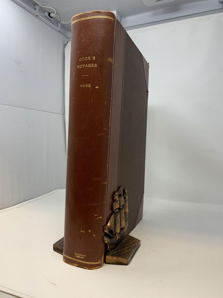 A GENUINE AND COMPLETE HISTORY OF THE WHOLE OF CAPT. COOK'S VOYAGES, UNDERTAKEN AND PERFORMED BY ROYAL AUTHORITY. George William Anderson, Captain James Cook.