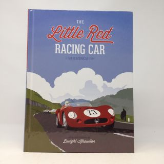 THE LITTLE RED RACING CAR (SIGNED)