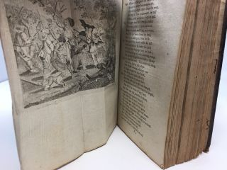 HUDIBRAS IN THREE PARTS WRITTEN IN THE TIME OF THE LATE WARS : A NEW EDITION ADORNED WITH CUTS
