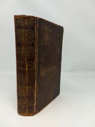 THE MARINER'S CHRONICLE : CONTAINING NARRATIVES OF THE MOST REMARKABLE DISASTERS AT SEA, SUCH AS...