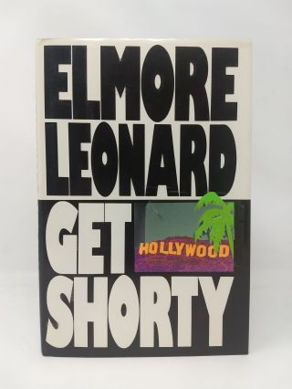 GET SHORTY [SIGNED COPY]. Elmore Leonard