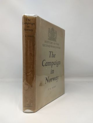 THE CAMPAIGN IN NORWAY; History of the Second World War : United Kingdom Military Series