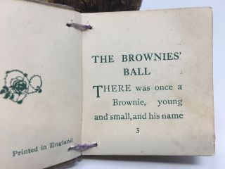 THE BROWNIE'S BALL