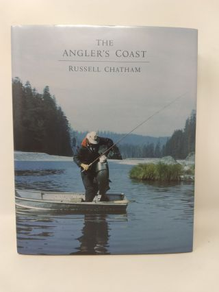 THE ANGLER'S COAST (SIGNED). with, Thomas McGuane