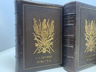 HISTORY OF THE EIGHTH U.S. INFANTRY, FROM ITS ORGANIZATION, IN 1838 (2 VOLUMES, COMPLETE)