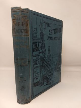 THE STRAND MAGAZINE : AN ILLUSTRATED MONTHLY. VOLUME V : JANUARY TO JUNE 1893 [SHERLOCK HOLMES]