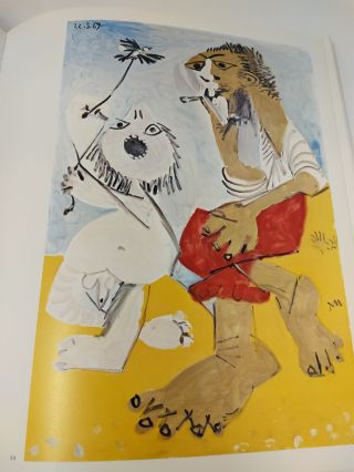 A YEAR OF PICASSO : PAINTINGS: 1969