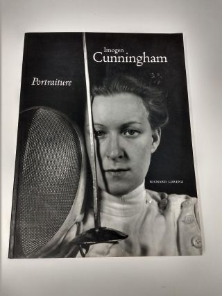 IMOGEN CUNNINGHAM PORTRAITURE. Richard Lorenz