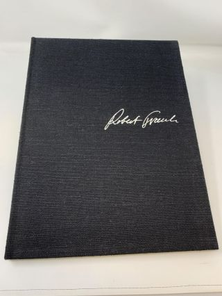 THE LINES OF MY HAND (SIGNED PRESENTATION COPY with Drawing)