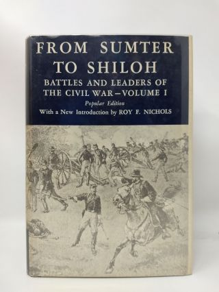 BATTLES AND LEADERS OF THE CIVIL WAR, 4 VOL. SET.