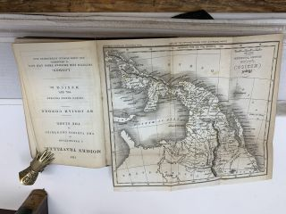 THE MODERN TRAVELLER: A DESCRIPTION OF VARIOUS COUNTRIES OF THE GLOBE VOLS. XXV AND XXVI: MEXICO (TWO VOLUMES, COMPLETE)