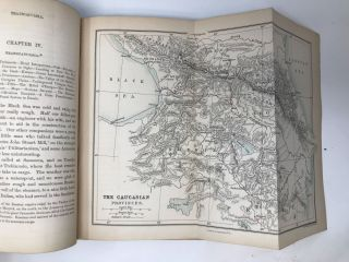 TRAVELS IN THE CENTRAL CAUCASUS AND BASHAN, INCLUDING VISITS TO ARARAT AND TABREEZ AND ASCENTS OF KAZBEK AND ELBRUZ