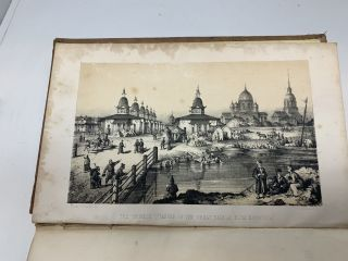 THE RUSSIAN SHORES OF THE BLACK SEA: IN THE AUTUMN OF 1852 WITH A VOYAGE DOWN THE VOLGA, AND A TOUR THROUGH THE COUNTRY OF THE DON COSSACKS