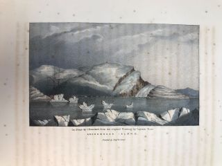 NARRATIVE OF A SECOND VOYAGE IN SEARCH OF A NORTHWEST PASSAGE, AND OF A RESIDENCE IN THE ARCTIC...