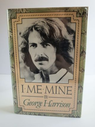I ME MINE. George Harrison