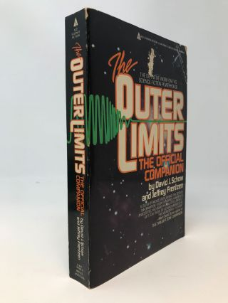THE OUTER LIMITS : THE OFFICIAL COMPANION