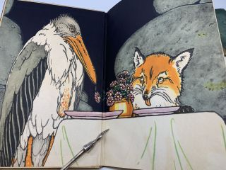 REYNARD THE FOX AND OTHER FABLES (IN ORIGINAL BOX)
